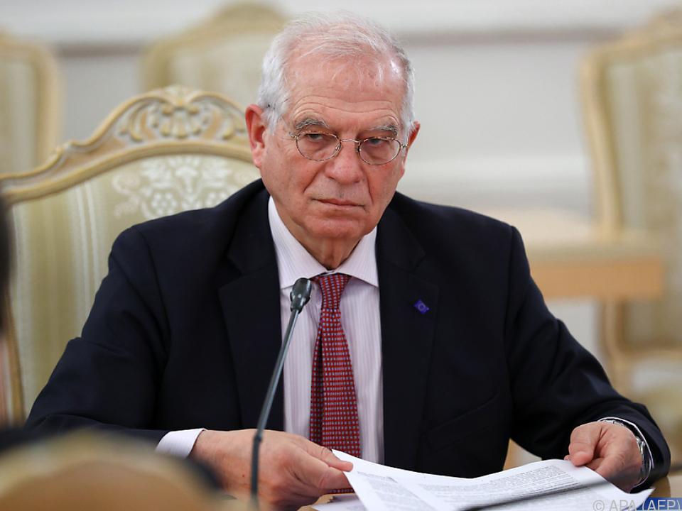 EU-Außenbeauftragter in Moskau gedemütigt