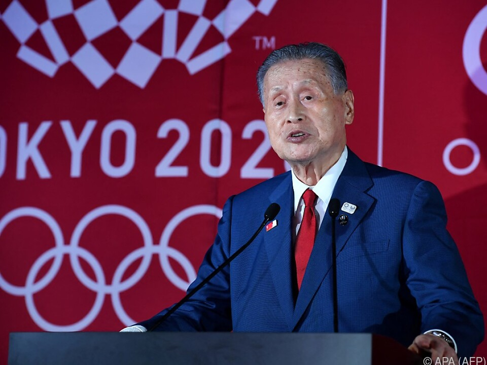 Ex-Premier Mori stolperte über seine Frauenfeindlichkeit