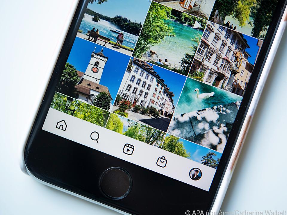 Tolle Fotos en masse: Instagram ist ein bildgetriebenes soziales Netzwerk