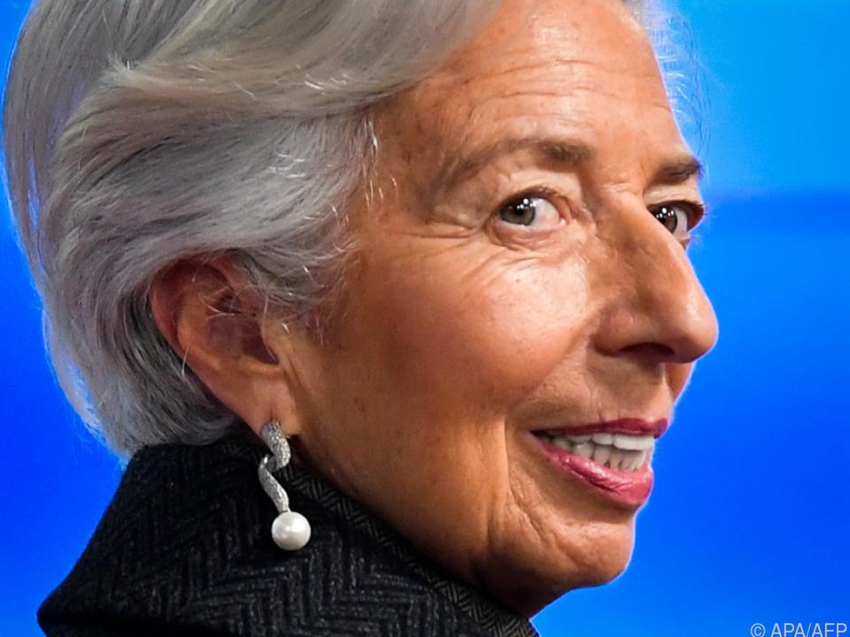 EZB-Chefin für rasche Ratifizierung des EU-Wiederaufbaufonds