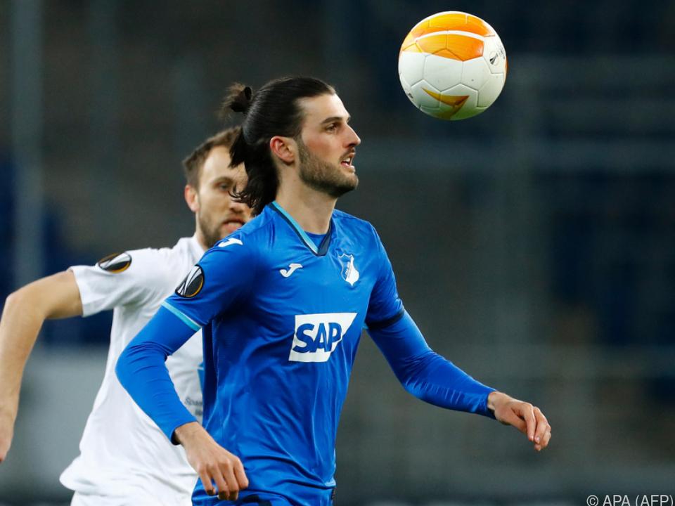 Für Florian Grillitsch und Co. ist das Europa-League-Abenteuer zu Ende