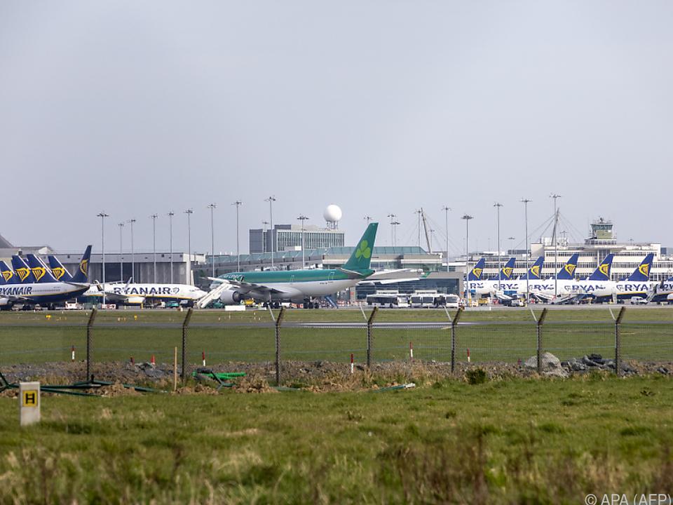 Für Österreich verschärfte Irland die Einreiseregeln