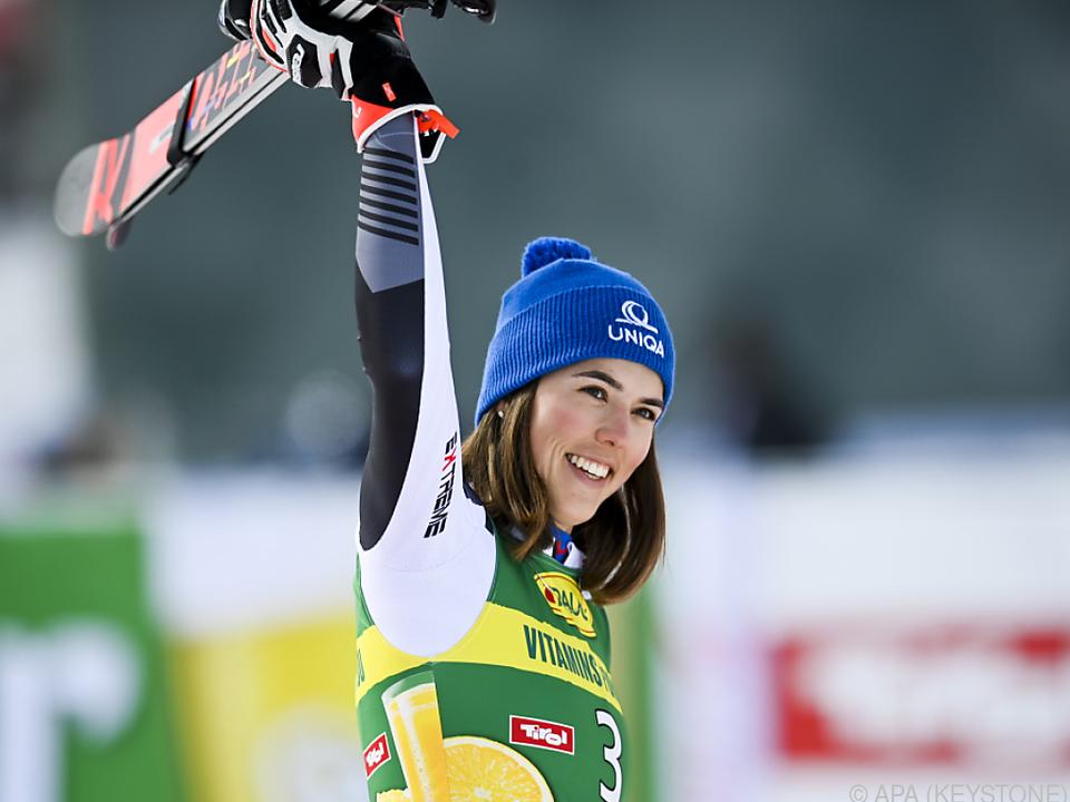 Für Slowakin Petra Vlhova ist Weltcup wichtiger als WM