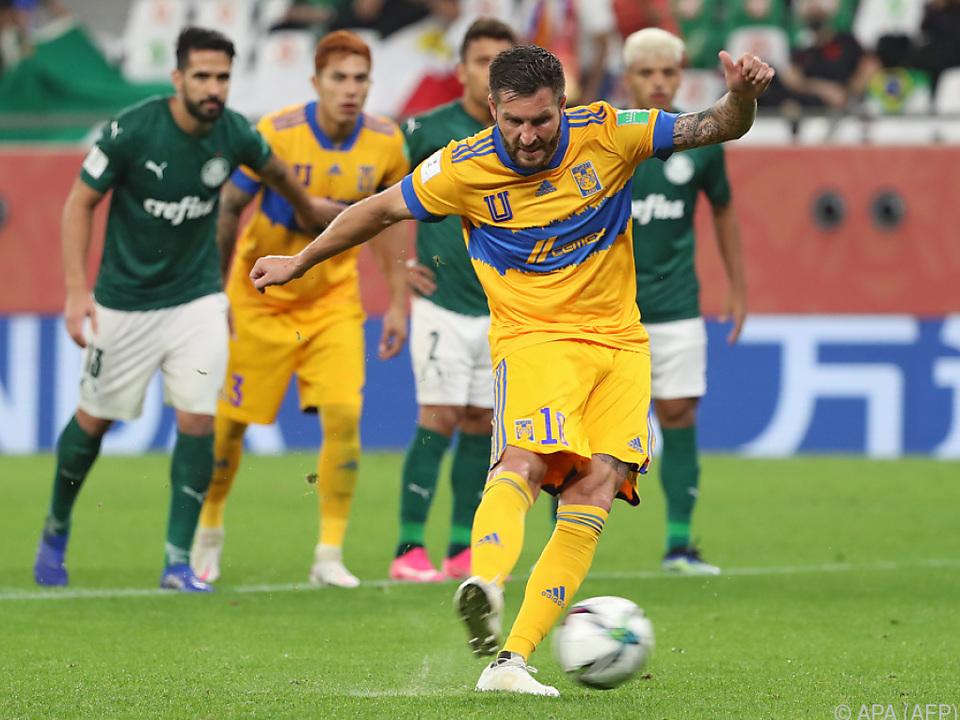 Gignac schoss Tigres ins Finale der Club-WM