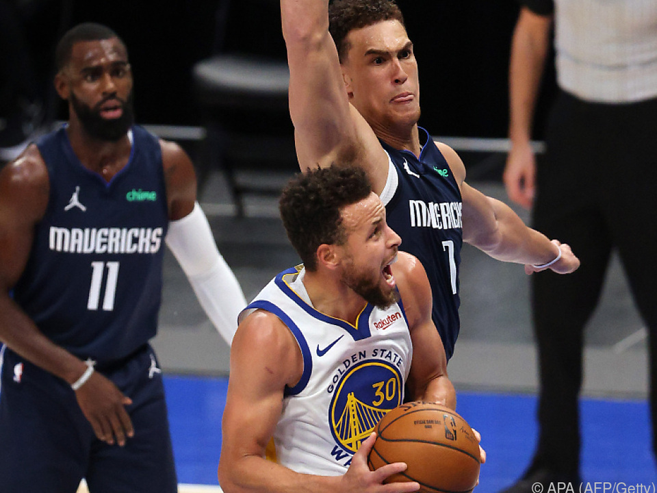 Golden State verliert trotz 57 Punkten von Stephen Curry