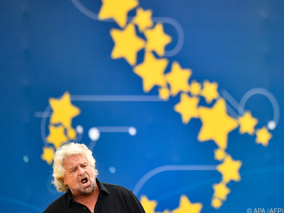 Grillo befürchtet Ablehnung der Basis für Regierungsbeteiligung