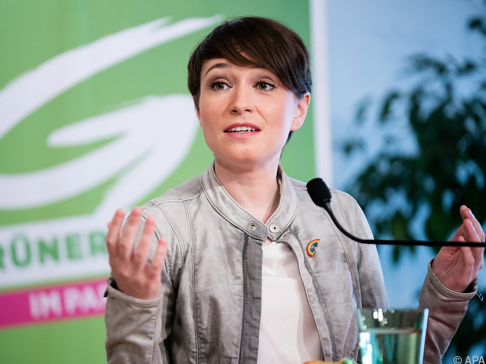 Grüne Klubobfrau Maurer: Klares Nein zu den ÖVP-Plänen