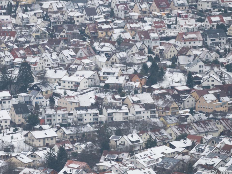 Häuser waren 2020 sehr gesucht immobilien