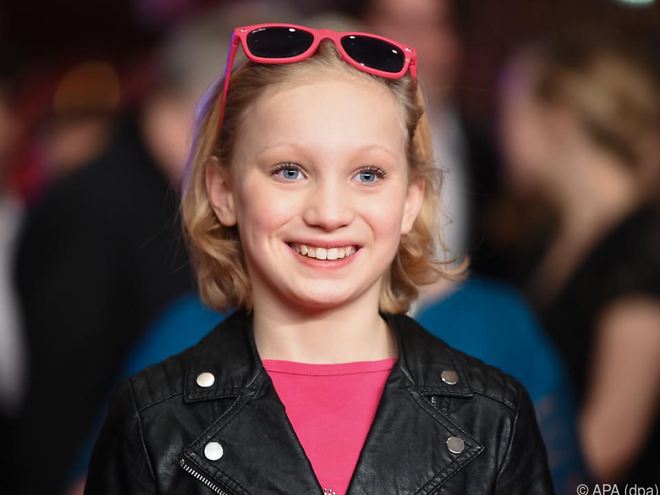 Helena Zengel wurde für einen Golden Globe nominiert