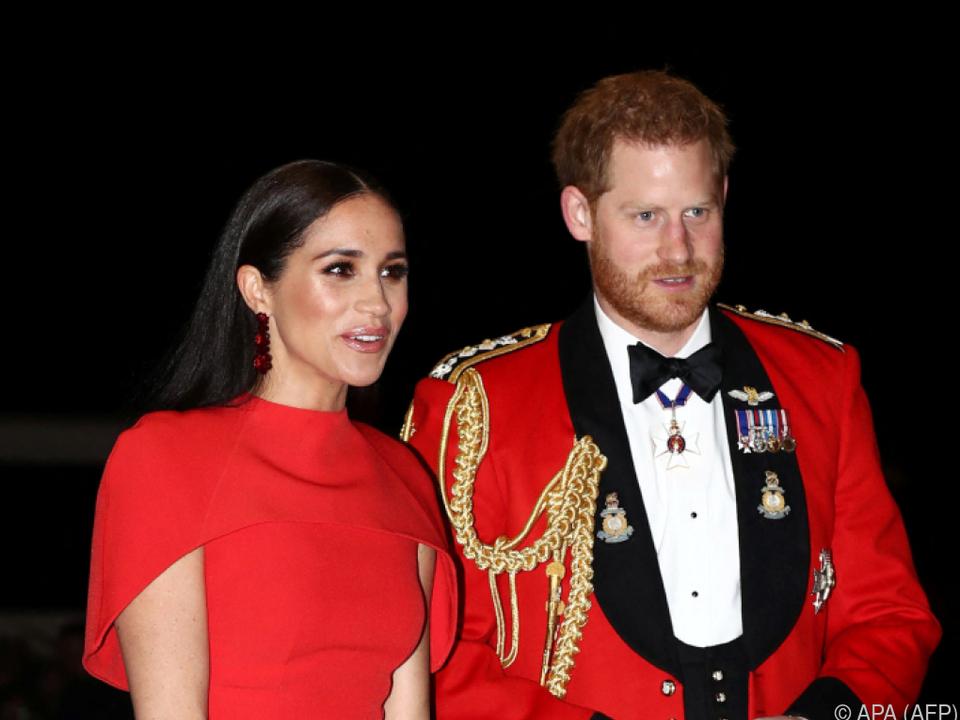 Herzog von Sussex weiterhin auf Platz sechs