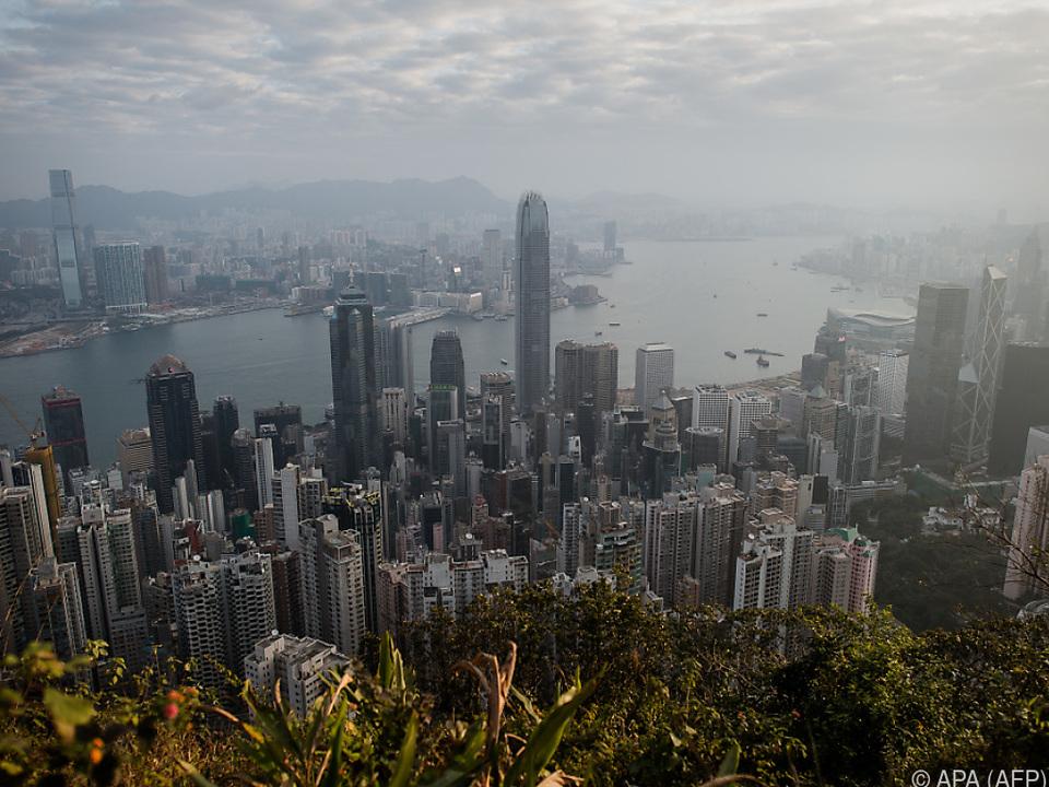 Hongkong sprengt alle Rekorde
