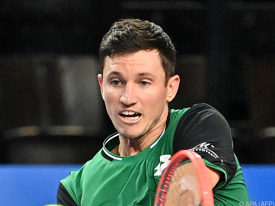 Im Viertelfinale war für Novak in Montpellier Endstation
