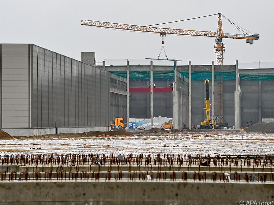 In der Nähe von Berlin entsteht das erste Tesla-Werk Europas