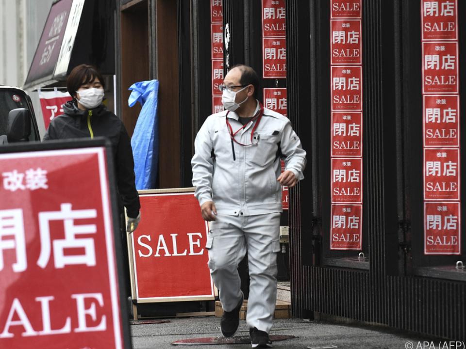Japans Wirtschaftsmotor ist Ende 2020 wieder gut angesprungen