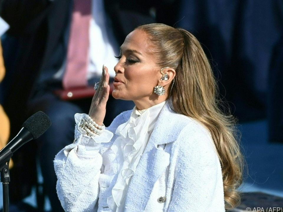 Jennifer Lopez arbeitet an ihrer Beziehung