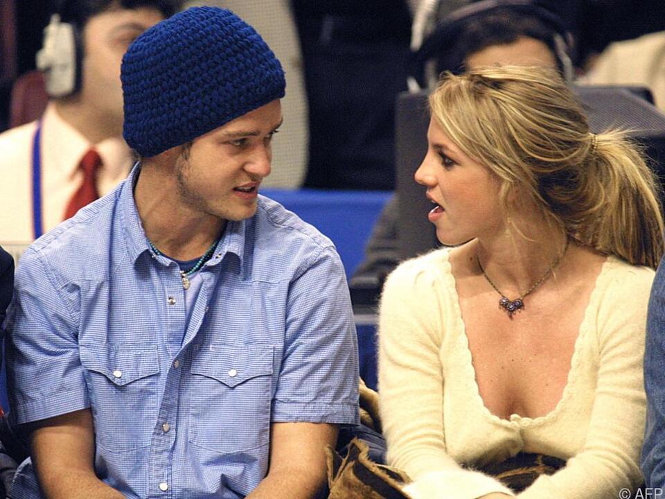 Justin und Britney - ein Bild aus alten Tagen