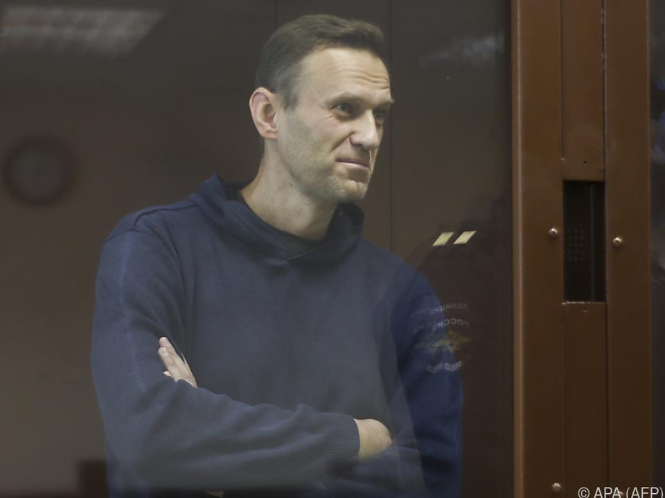 Kremlkritiker erschien am Freitag vor Gericht