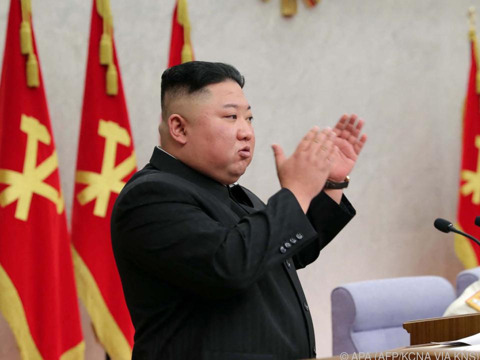 Land von Kim Jong-un verstößt laut Experten gegen UNO-Resolution