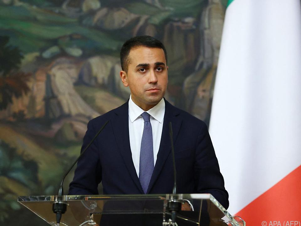 Luigi Di Maio wirbt für Verbleib der Fünf Sterne in der Regierung