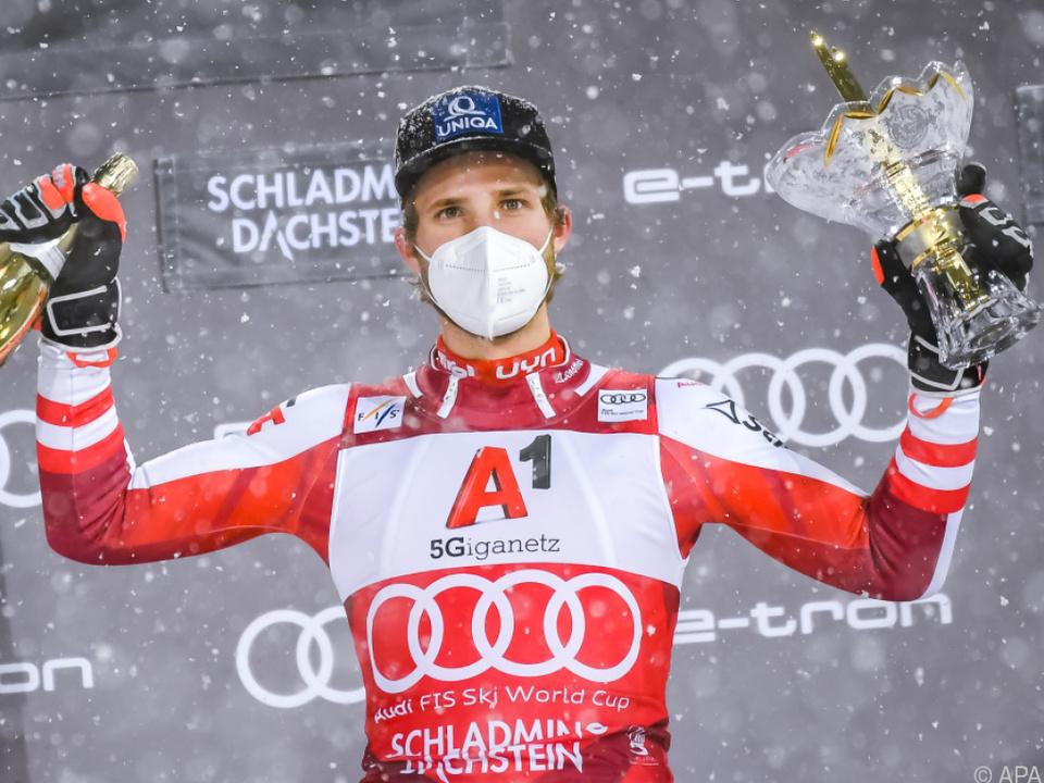 Marco Schwarz zählt bei WM zu Österreichs Medaillenhoffnungen
