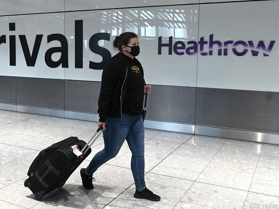 Massive Einbrüche beim Passagieraufkommen in London-Heathrow