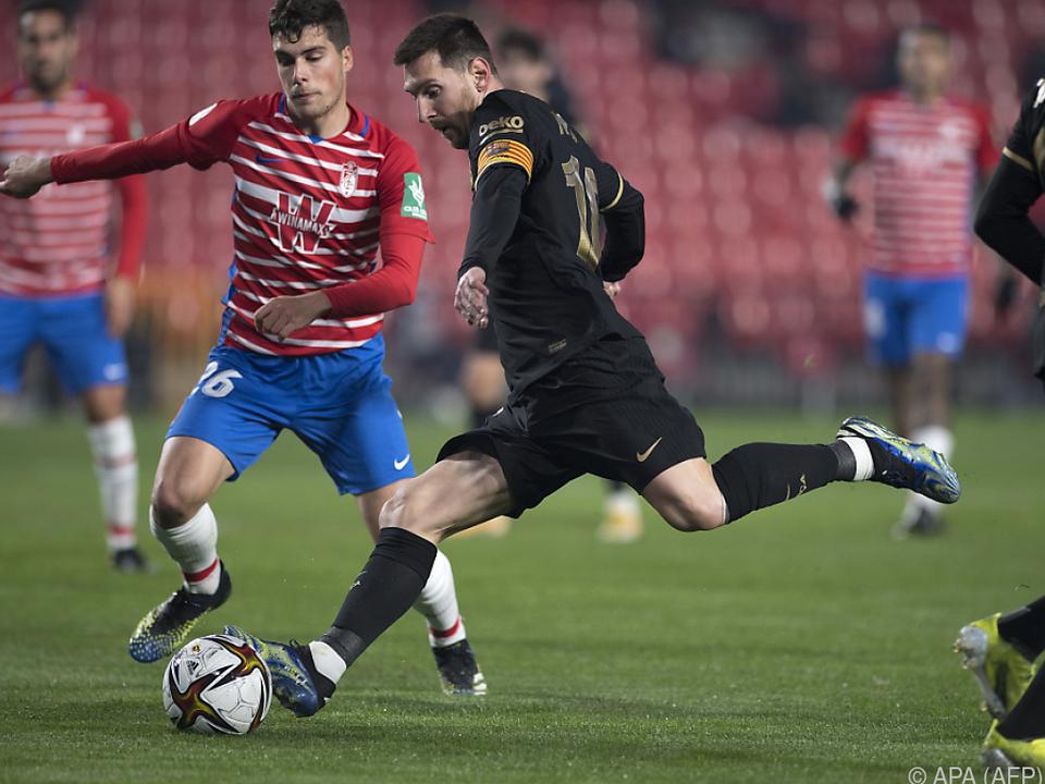 Messi wird zum Streitfall zwischen Barcelona und Paris SG