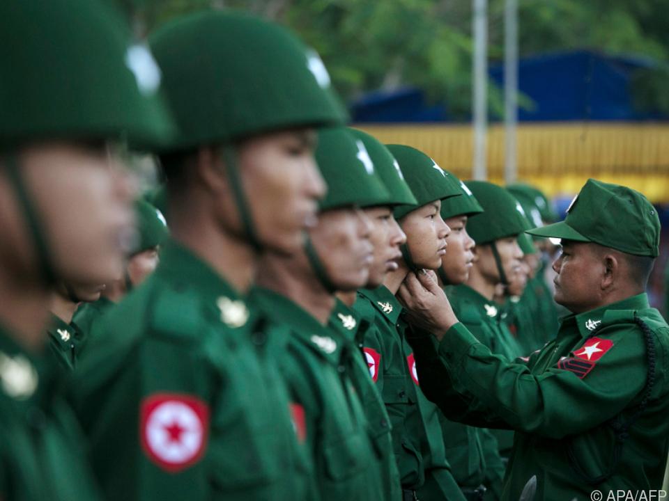 Militär hat in Myanmar die Demokratie ausgeschaltet