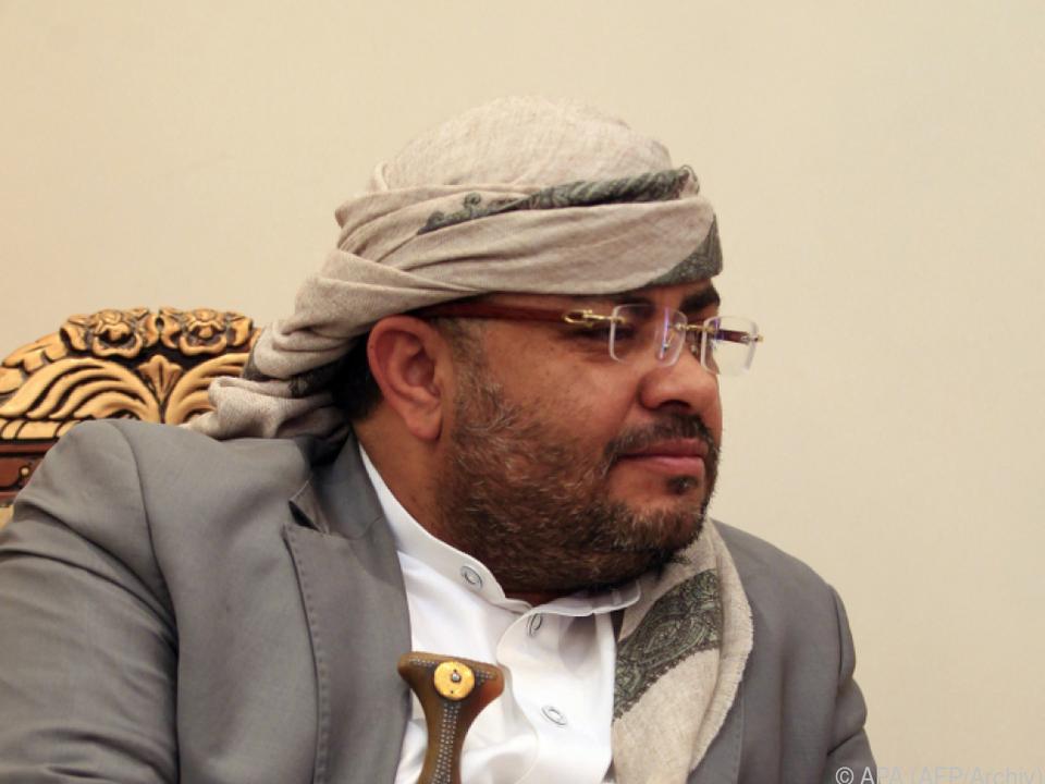 Mohammed Ali al-Houthi fungiert als Quasi-Regerungschef