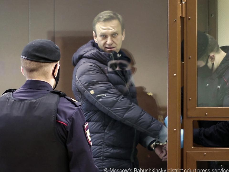 Nawalny kehrte nach dem Giftanschlag zurück