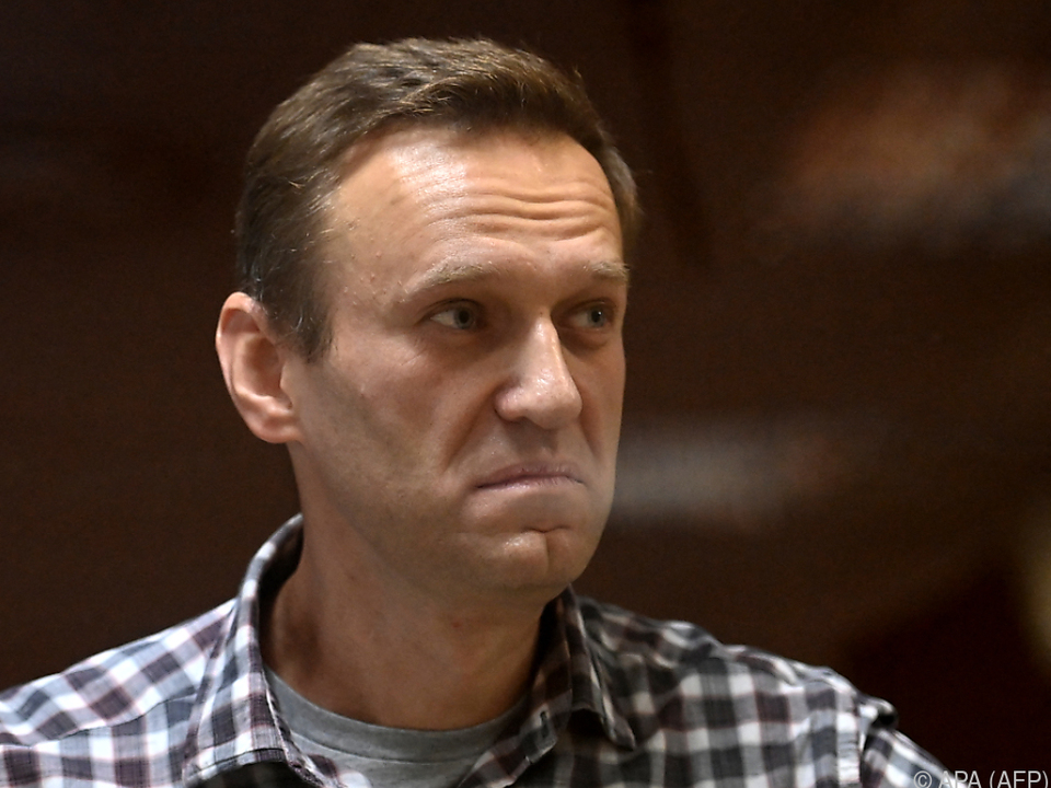 Berufung gescheitert: Kremlkritiker Alexej Nawalny muss ins Straflager