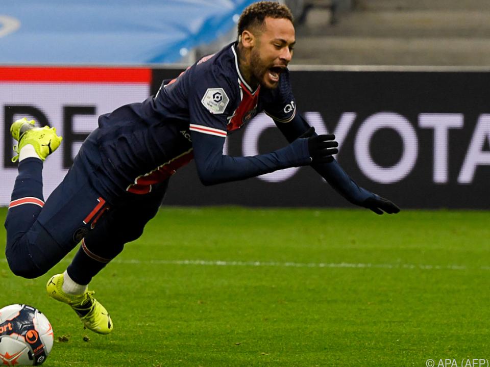 Neymar fehlt gegen den FC Barcelona
