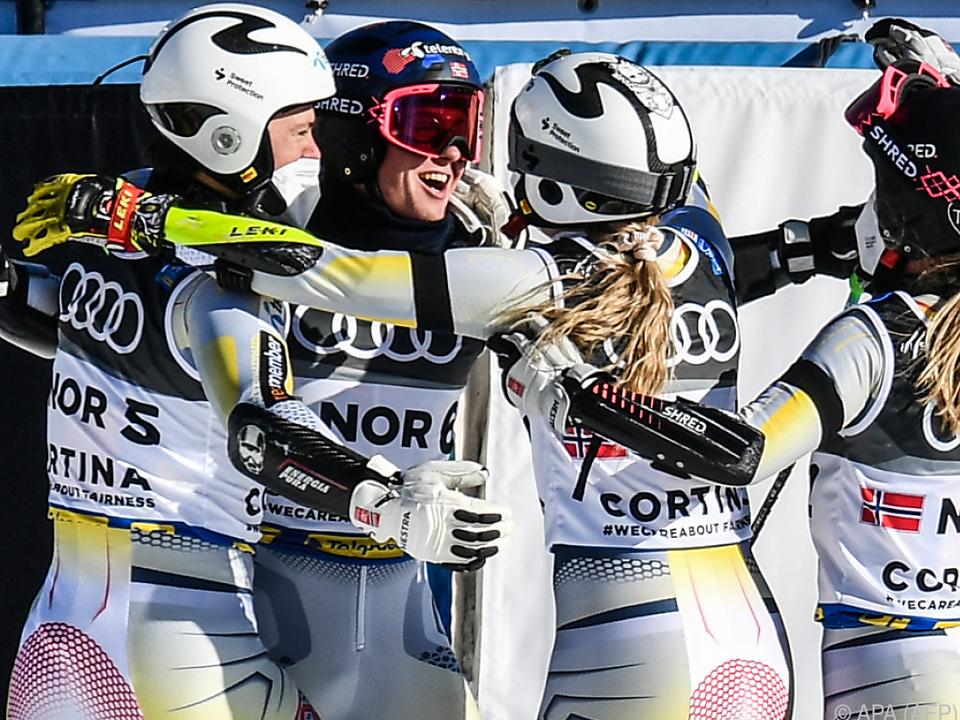 Norwegen jubelte über WM-Gold