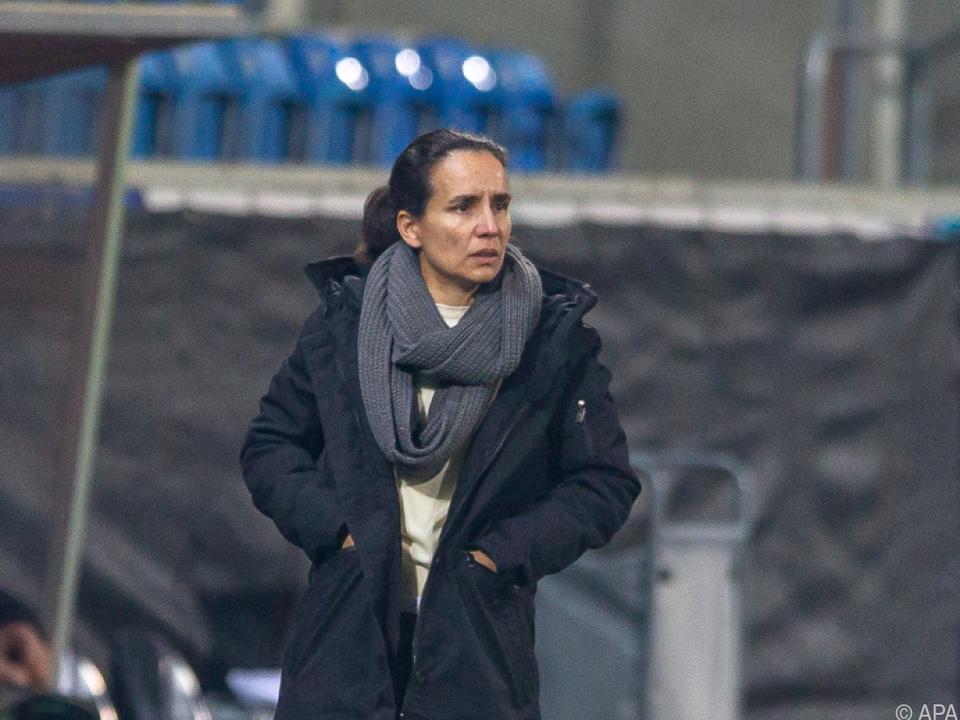 ÖFB-Teamchefin Fuhrmann sah ihr Team gegen Schweden klar verlieren