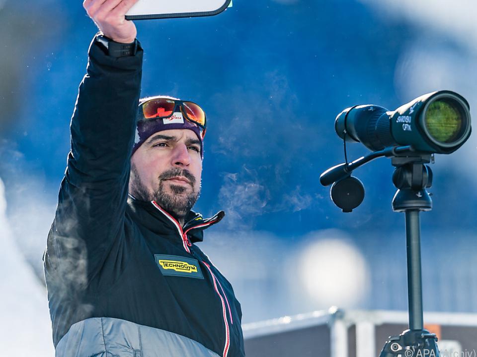 ÖSV-Trainer Groß corona-positiv