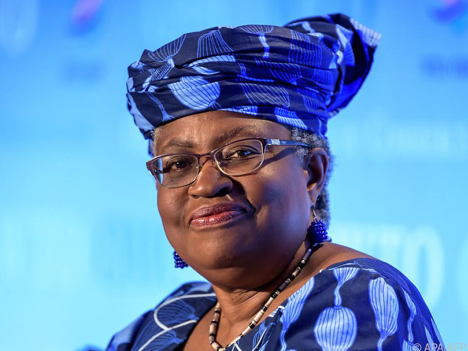 Okonjo-Iweala verfügt über viel internationale Erfahrung