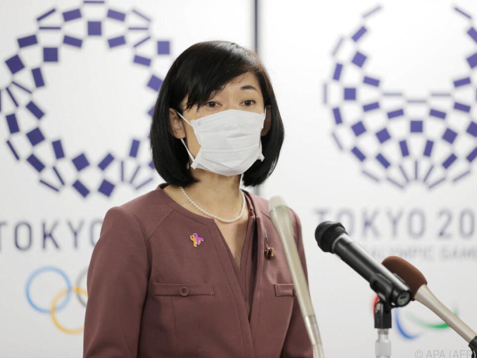 Olympia-Organisatorin Hashimoto glaubt an Zuschauer in Tokio