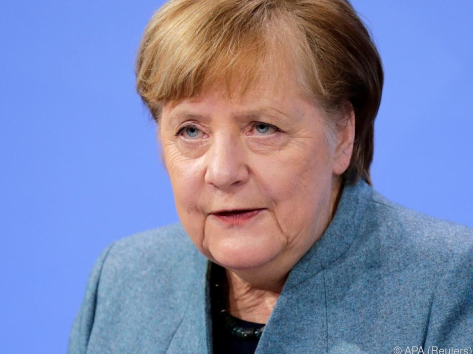 Persönliches Lockdown-Ende durch Freitest - Merkel dafür