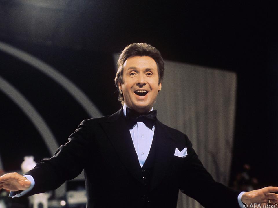 Peter Alexander war ein Entertainer durch und durch