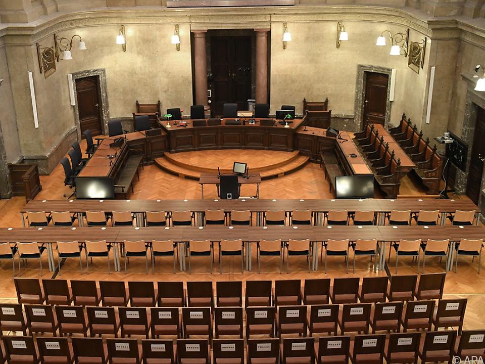 Prozessfinale am Wiener Landesgericht um \