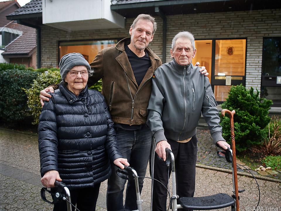Ralf Moeller unterstützt seine Eltern in der Coronakrise