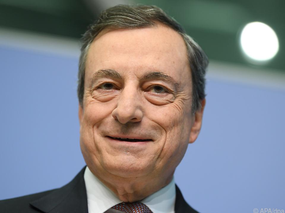 Regierungserklärung und Vertrauensfrage von Mario Draghi