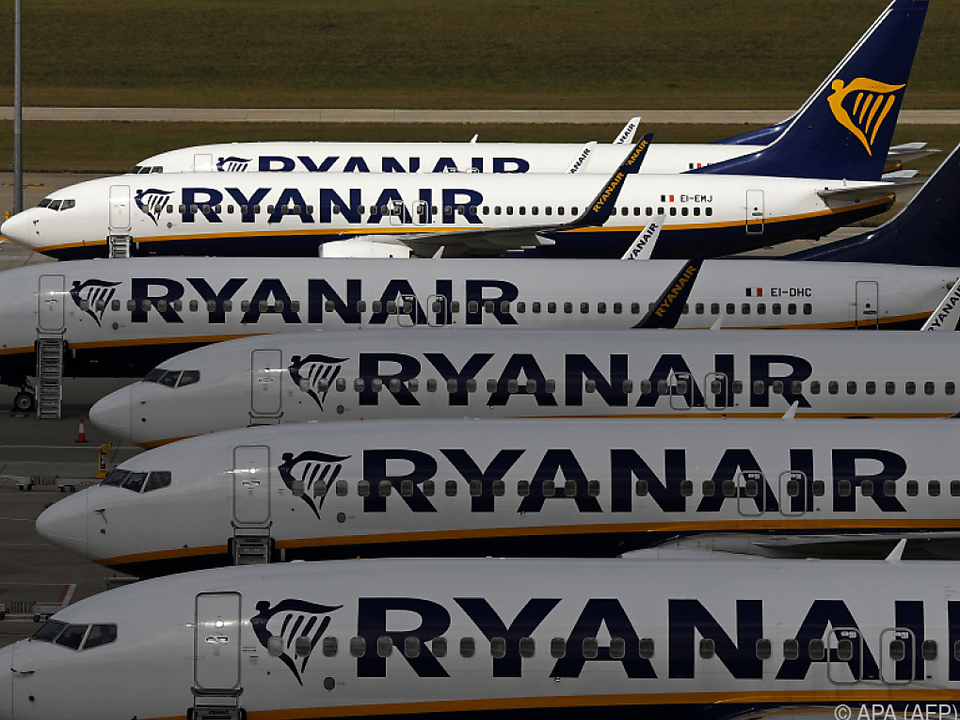 Ryanair setzt auf die Reisesehnsucht im Sommer