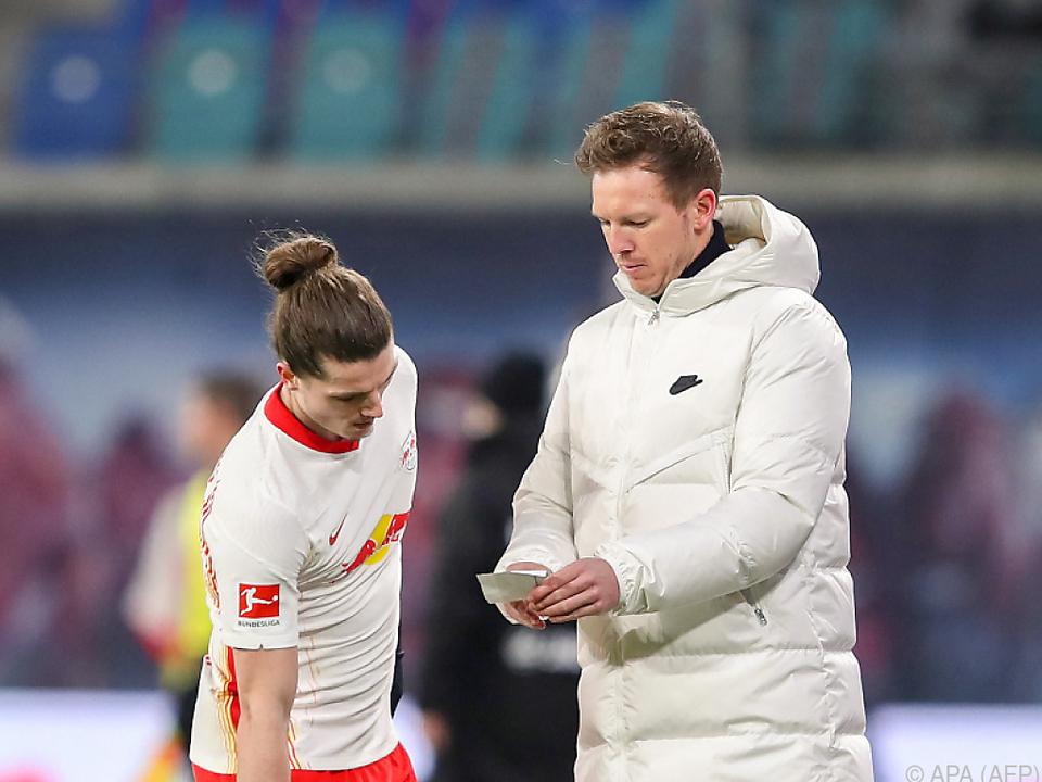 Sabitzer und Nagelsmann tüfteln an Rezept gegen Liverpool