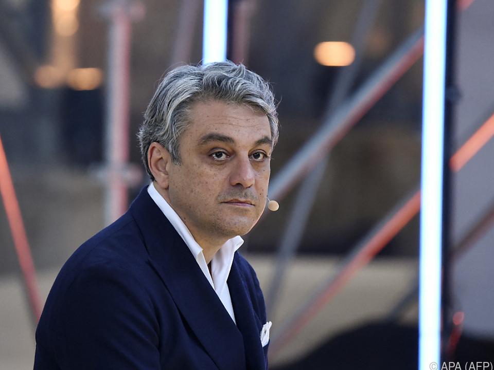 Schwere Zeiten für Renault-Generaldirektor Luca de Meo