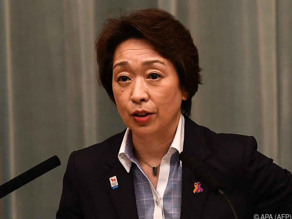 Seiko Hashimoto wechselt vom Ministerium an die Spitze des Olympia-OK