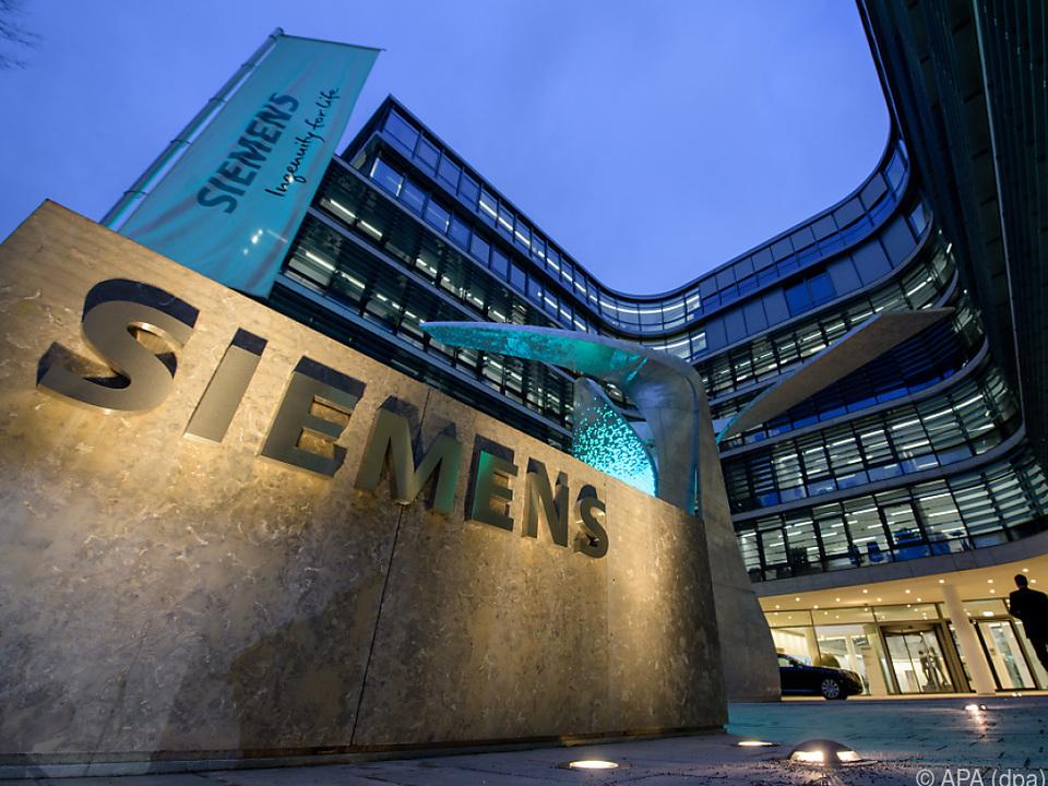 Siemens will Standortschließungen vermeiden