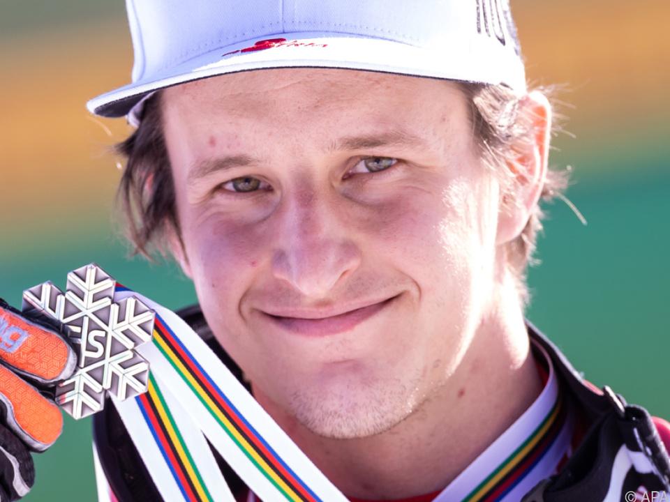 Slalom-Vizeweltmeister Pertl ist ein Spätstarter