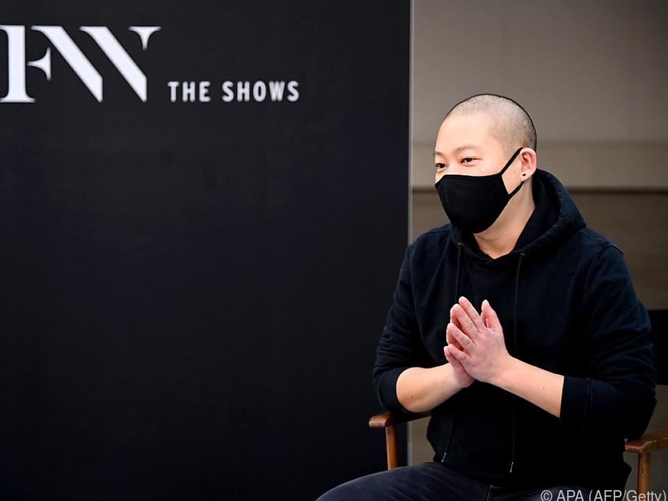 Star-Designer Jason Wu zeigt seine Entwürfe