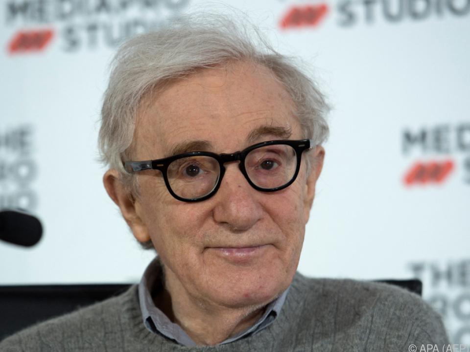 Star-Regisseur Woody Allen weist alle Vorwürfe des Missbrauchs zurück