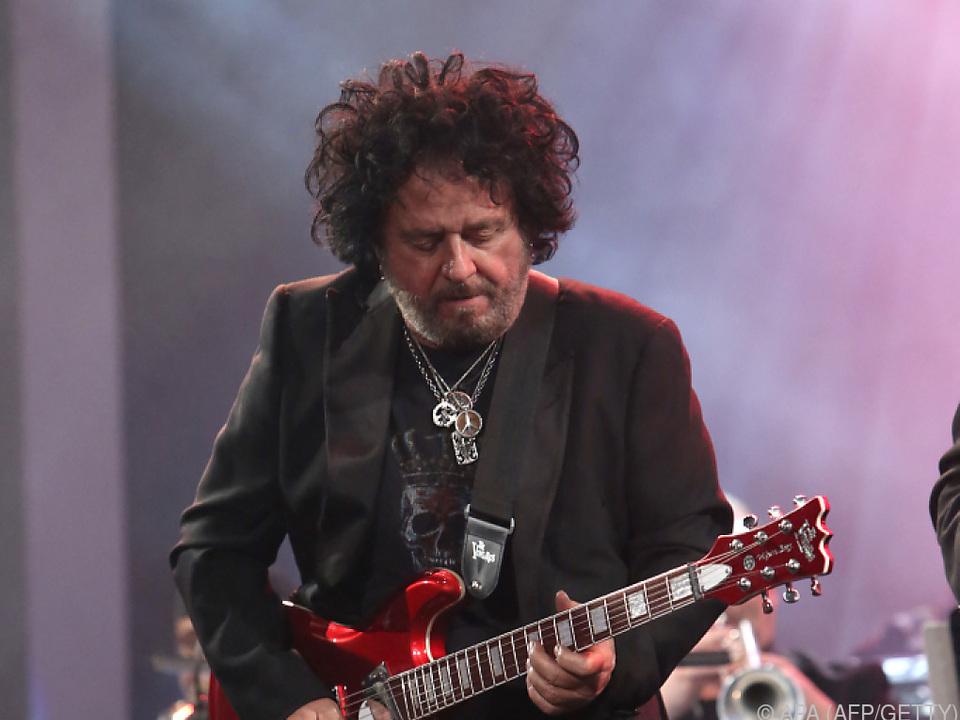 Steve Lukather - Ein Gitarrist der alten Schule
